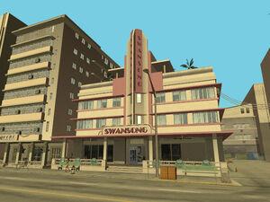 Swansong Hotel