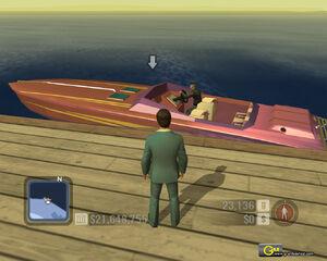 Cigarette-Gun-Boat-Side