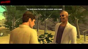 Mission 36 - Talk To The Sandman