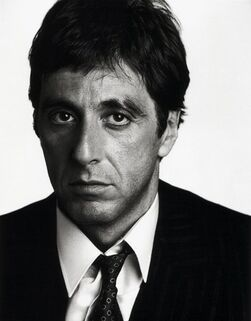 Tony Montana (played by Al Pacino)