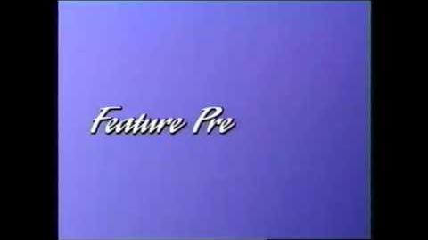 Walt Disney Feature Presentation ID Handwriting (1991-1996)
