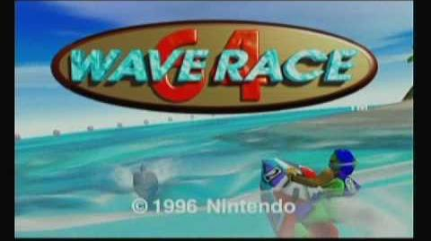 Wave Race 64 Intro (US Version)