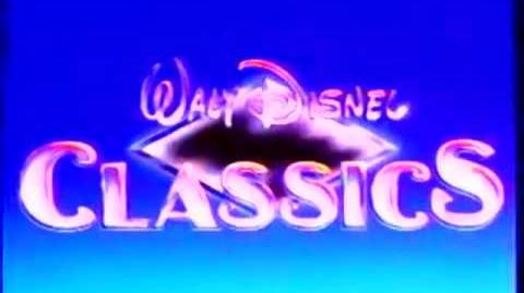 Walt Disney Classics Logo
