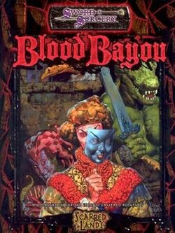Blood bayou cvr