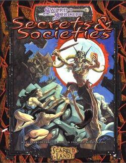 Secrets societies cvr