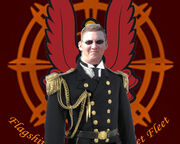 Admiral J Cross