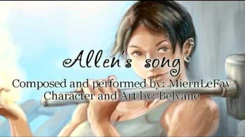Miern Allen's song