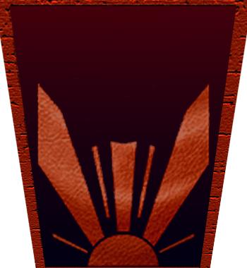 Crimson Sun Brigade Crest