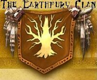 The Earthfury Clan Logo