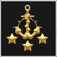 Major Badge