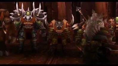 The Beastmaw Warband (WoW Machinima)