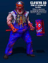 Konzeptart Horror-Clown 9