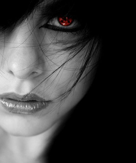 Das Mädchen Mit Den Roten Augen Scarywiki Fandom Powered By Wikia