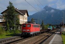 Eisenbahn Oberaudorf