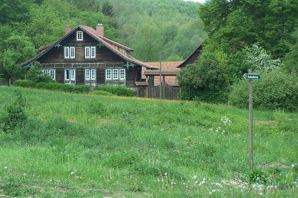 Das alte Haus am Waldrand ScaryWiki
