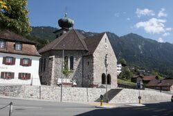 Kapelle Triesenberg