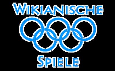 Wikianische Spiele 2018 Logo
