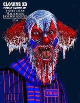 Konzeptart Horror-Clown 6
