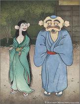 Nikurashi und Jūmen