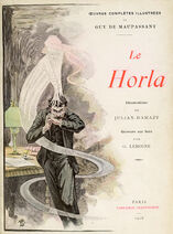 Horla Buch