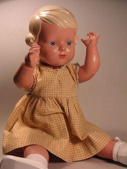 Moderne Puppe