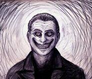 Lächelnder Mann