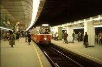 Wiener U-Bahn Bimbo