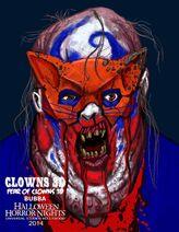 Konzeptart Horror-Clown 10