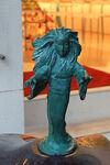 Yuki-Onna Statue