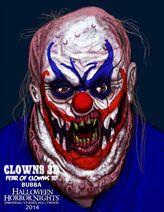 Konzeptart Horror-Clown 11