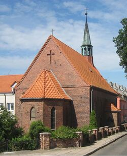 Kirche in Julin