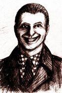 Lächelnder Mann 2
