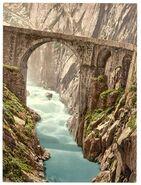 Historische Teufelsbrücke 3