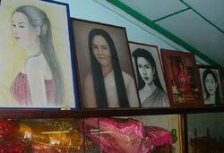 Porträts Mae Naak