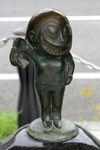 Kuchisake-Onna Statue 2