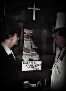 Annabelle Museum