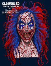 Konzeptart Horror-Clown 8