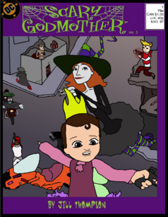Halloween Spooktacular Movie.Scary Godmother Halloween Spooktacular Scary Godmother