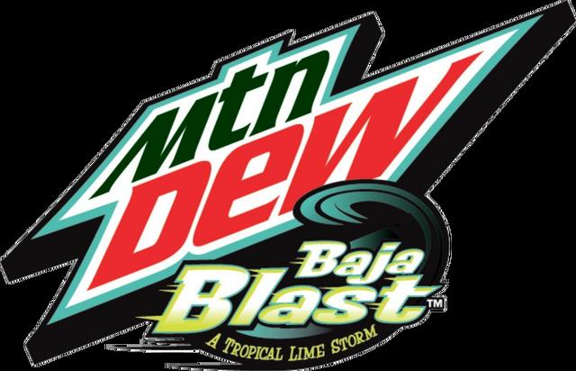 File:Baja Blast Logo.png