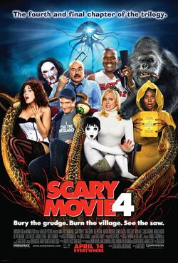 Scary movie four ver4