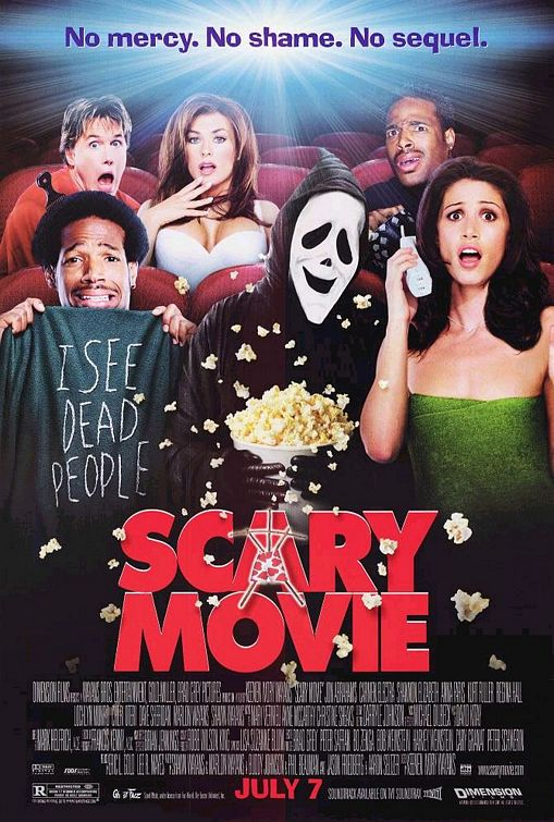 Scary movie 2 buddy jack off