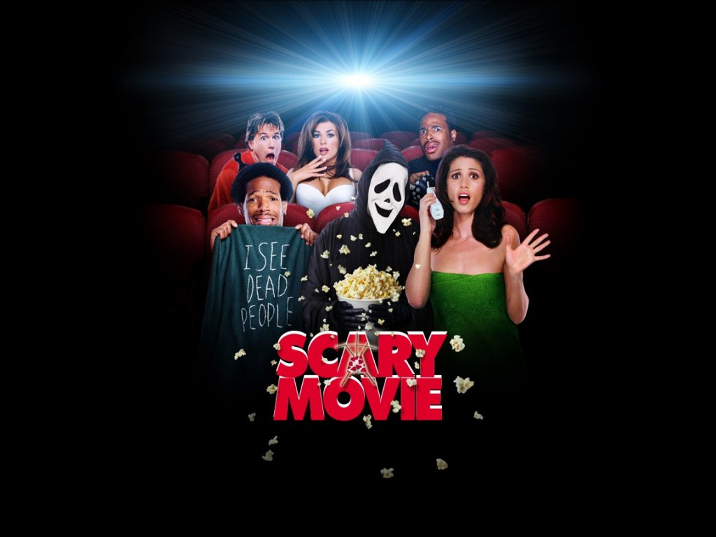 Scary movie 2 buddy jack off