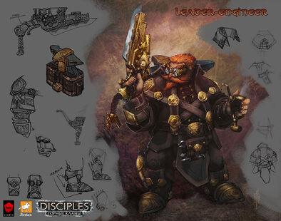 Leader engineer tier 3 by egor ursus-d57242n