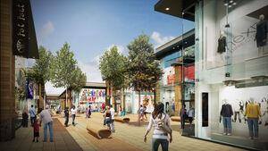 Whiteley Shopping Centre 11