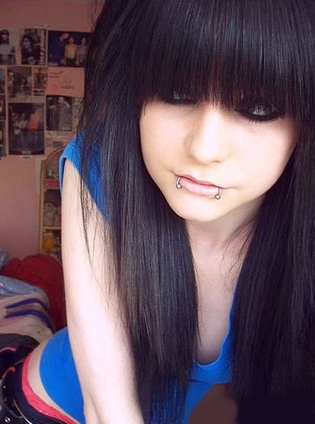 Image Emo Haircuts For Girls With Long Hair 83 11g Scene Wiki