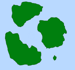 Map of Scenson