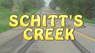 Inside Schitt's Creek- Welcome to Town