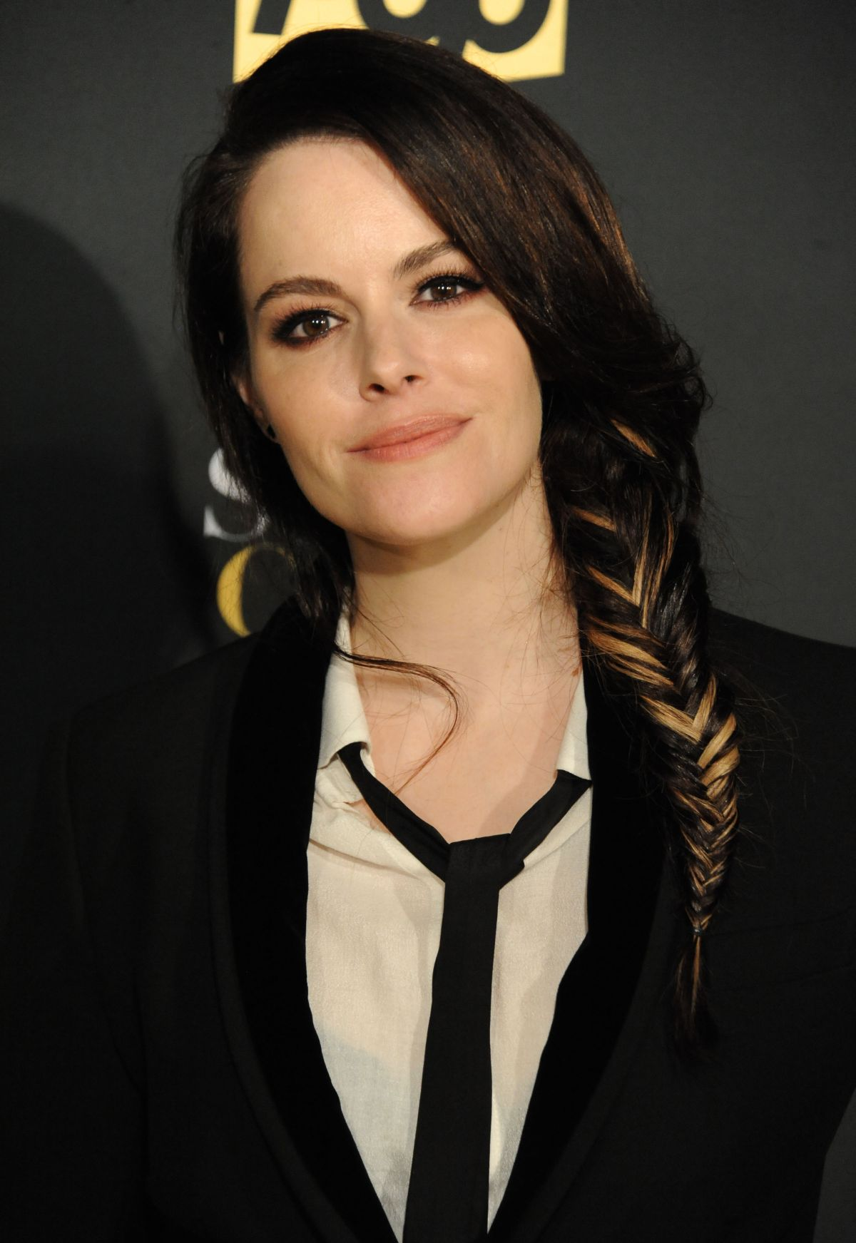 Emily Hampshire Nude Photos 66