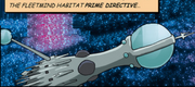 Fleetmind Habitat Vessel Prime Directive