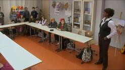 Klassenzimmer 491